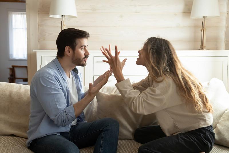 Błędy, które popełniasz podczas kłótni z drugą połówką