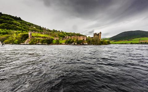 W poszukiwaniu potwora z Loch Ness