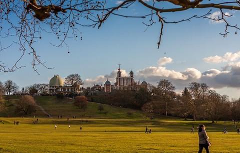 Greenwich: Południk zerowy w zasięgu ręki