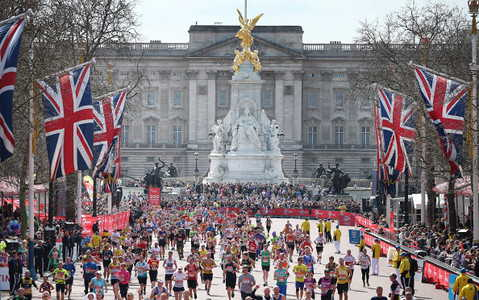 Maratony w Wielkiej Brytanii