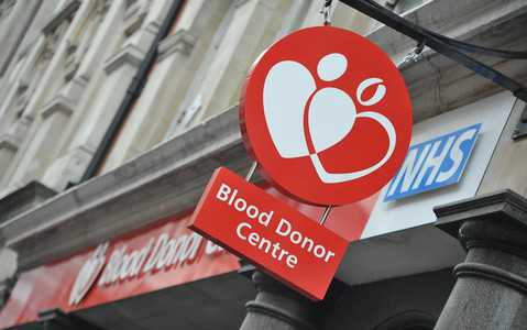 Jak zostać honorowym krwiodawcą w UK?