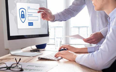 Zabezpieczanie danych osobowych