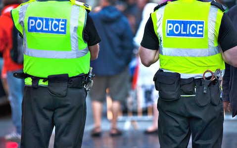 Walka z przestępczością w UK