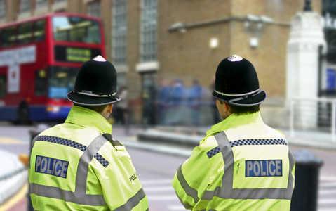 Uliczna mapa przestępczości w UK