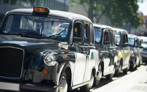 Bezpieczeństwo w taksówkach