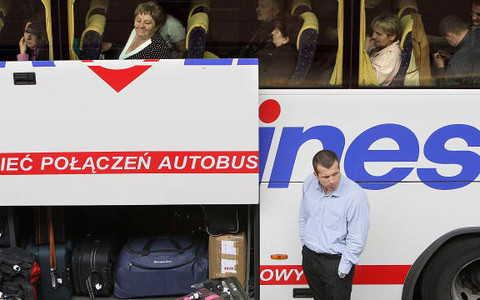 Transport do Polski