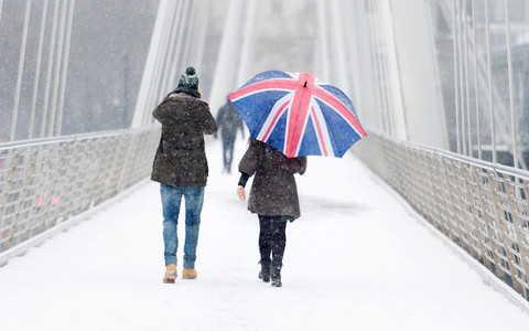 Poznaj swoje prawa, gdy przez złą pogodę nie dotrzesz do pracy