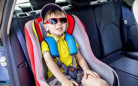 Przewożenie dziecka samochodem