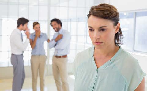 Zastraszanie w pracy, czyli mobbing