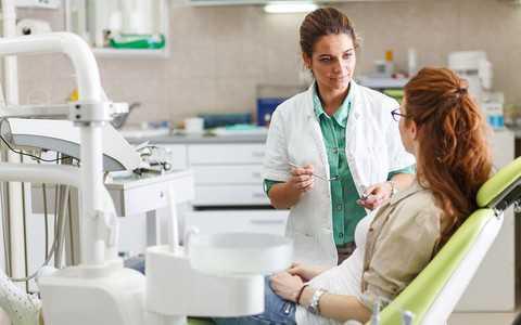 Dentysta w Wielkiej Brytanii