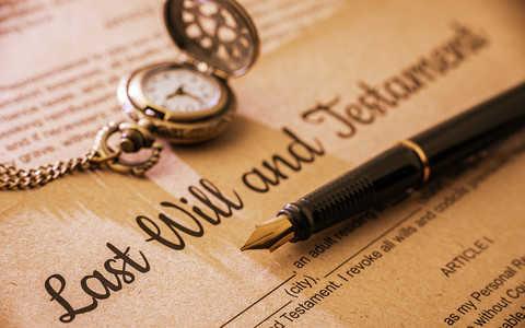 Ubieganie się o świadectwo autentyczności testamentu